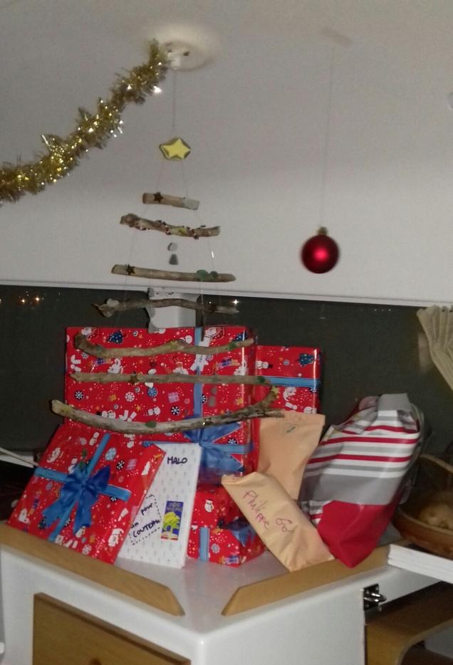 Le Père Noël est passé sur Enigma