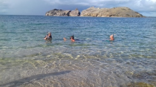 Snorkeling à Pompierre
