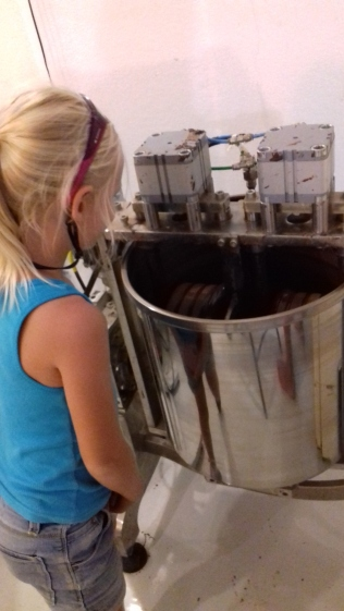 Fabrique de chocolat