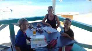 Ecole au Madiba Beach Café