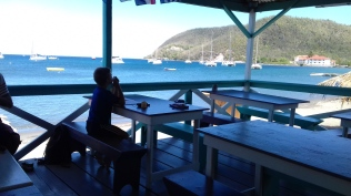 Le Madiba Beach Café : notre salle de classe préférée !